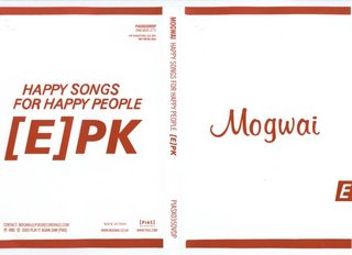 Mogwai - Happy Songs For Happy People [E]PK